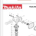 Makita GA7911 Brush Replacement