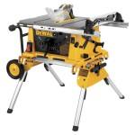 Dewalt DW744XRS 10-Inch Jobsite Table Saw Review