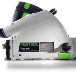 Festool TS 55 REQ Plunge Cut Track Saw Review (561556)