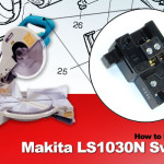 How to Replace the 651923-1 Switch on a Makita LS1030N Miter Saw
