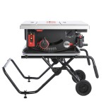 SawStop JSS-MCA Jobsite Table Saw Review, Meet the World's Safest Portable Table Saw