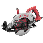 Skil MAG77LT, A Lightweight Worm-Drive Saw with Heavy Duty Features