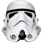 Evolution of Imperial Stormtrooper Helmets in an Awesome Morphing GIF